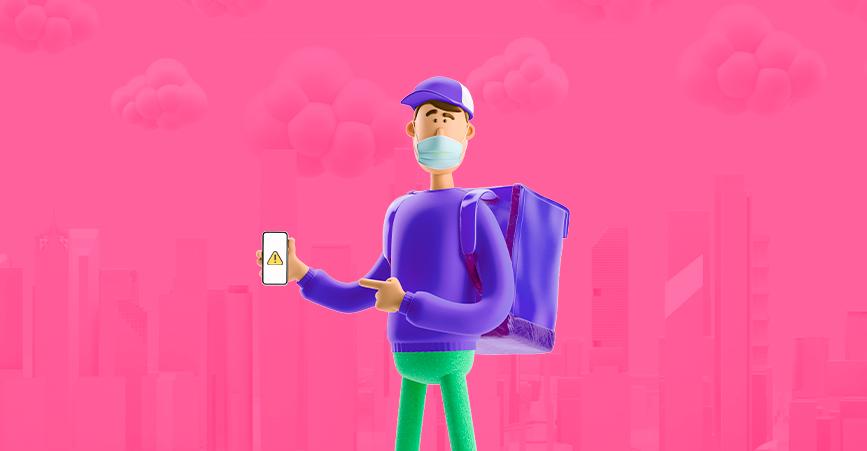 Golpe do delivery no condomínio: como funciona e como não cair nessa cilada?